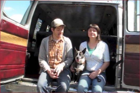 Alexis, Charlie and Zolo Plan Travel Through Canada