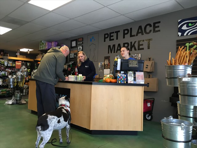 Pet Place Market in North Bend, WA